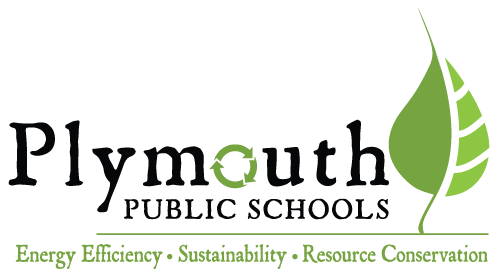 Plymouth Public Schools Energy and Sustainability Logo