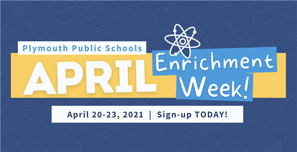 April Enrichment week - sign up today!
