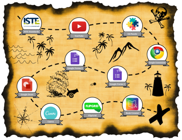 Blended Learning Map 2